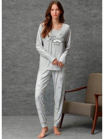 Catherine's 1506 Pijama Takımı