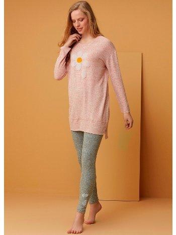 Catherine's 1544 Tayt Pijama Takımı