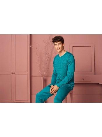 Doreanse Erkek T-Shirt Pijama Takımı 4550