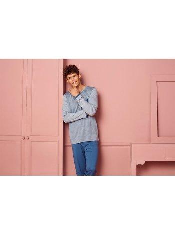 Doreanse Erkek T-Shirt Pijama Takımı 4560