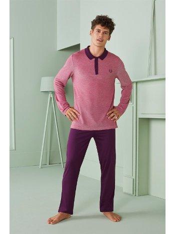 Doreanse Erkek T-Shirt Pijama Takımı 4570