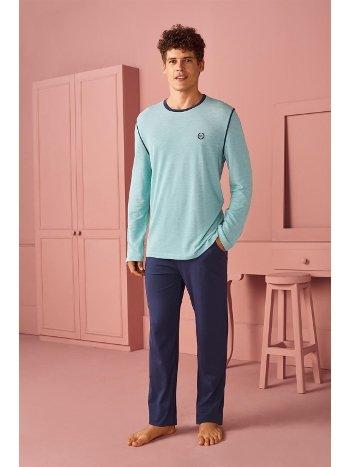 Doreanse Erkek T-Shirt Pijama Takımı 4580