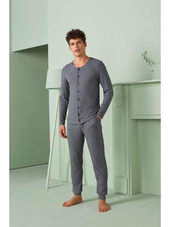 Doreanse Erkek T-Shirt Pijama Takımı 4600