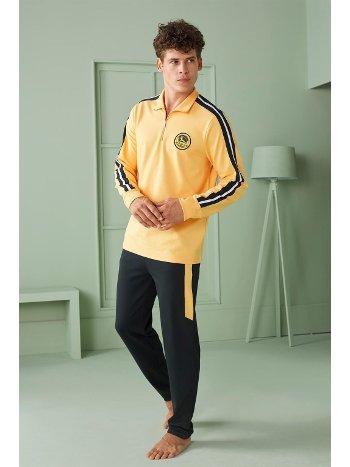 Doreanse Erkek T-Shirt Pijama Takımı 4620