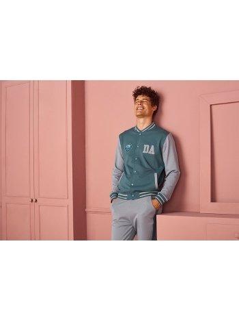 Doreanse Erkek T-Shirt Pijama Takımı 4640