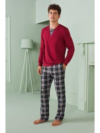Doreanse Erkek T-Shirt Pijama Takımı 4670