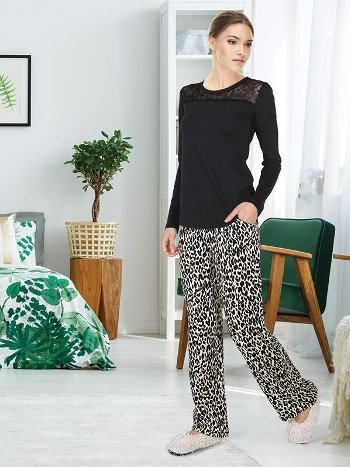 DoReMi Elegant Desing Bayan Pijama Takımı