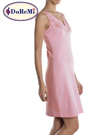 DoReMi Lace Pink Gecelik