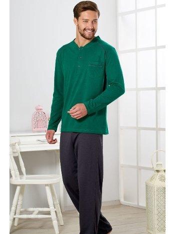 Estiva Erkek Penye Pijama Takımı 19405