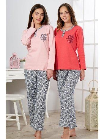 Estiva İnterlok Pijama Takımı 19313