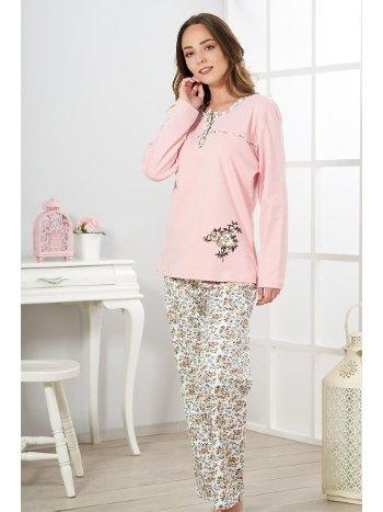 Estiva İnterlok Pijama Takımı 19315