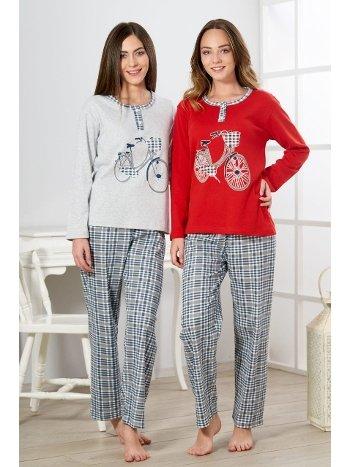 Estiva İnterlok Pijama Takımı 19322