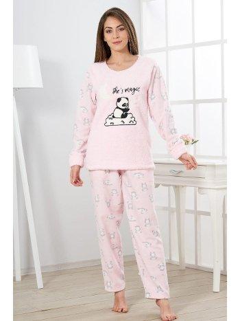 Estiva Welsoft Pandalı Pijama Takımı 19342