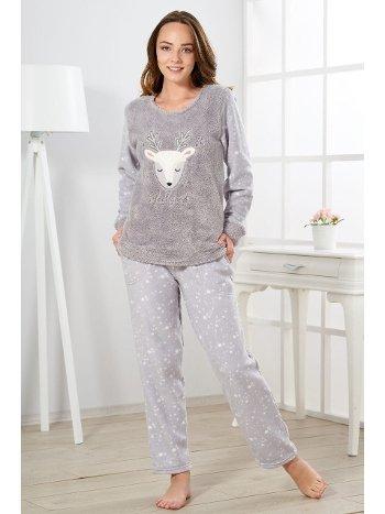 Estiva Welsoft Yıldızlı Pijama Takımı 19347