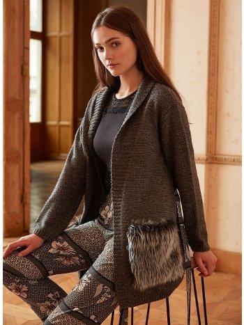 Miss Loren 1824 Sabahlıklı Pijama Takımı