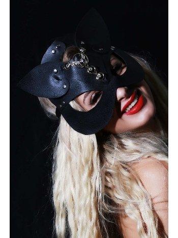 Mite Love Fantazi Deri Maske Ante