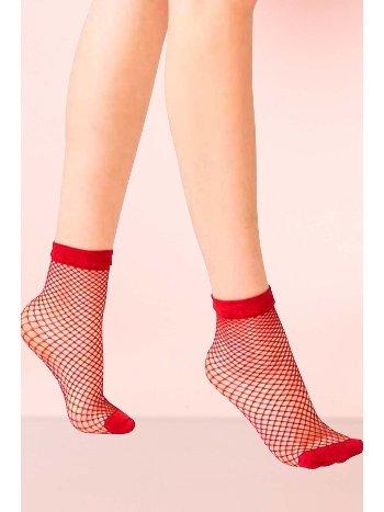 Mite Love File Soket Kadın Çorabı 6 Renk