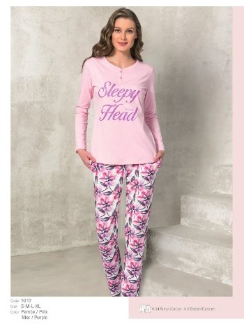 Pierre Cardin Pijama Takımı 1017