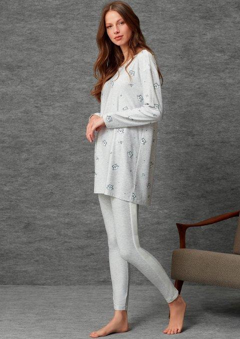 Tayt Pijama Takımları Catherine's 1507 Tayt Takımı
