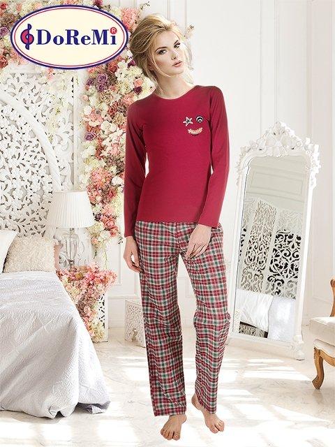 DoReMi Bayan Pijama Takımı