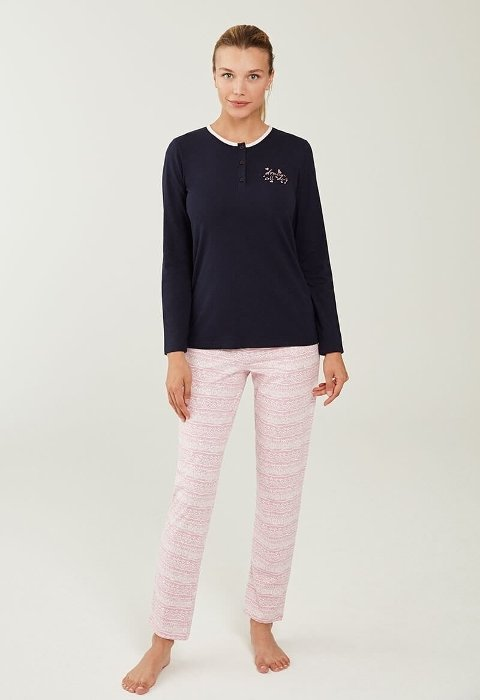 Mod Collection 3225-2 Pijama Takımı