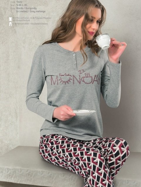 Pierre Cardin Pijama Takımı 1022