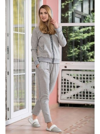 2'li İnterlok Pijama Takımı Yeni İnci BPJ1664