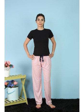 Akbeniz Bayan Tek Alt Pijama 27165