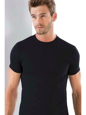 Akbeniz Erkek 0 Yaka Likralı Tshirt 6571