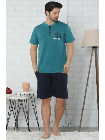 Akbeniz Erkek 3'lü Pijama Takım 6531