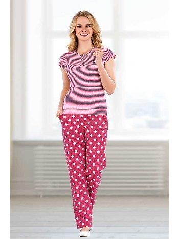 Berland 3001 Bayan Pijama Takımı