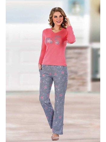 Berland 3003 Bayan Pijama Takımı