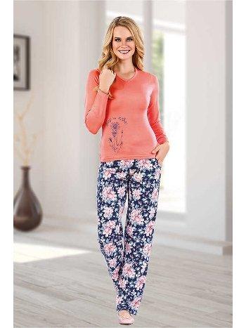 Berland 3017 Bayan Pijama Takımı