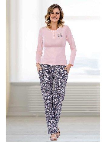 Berland 3027 Bayan Pijama Takımı