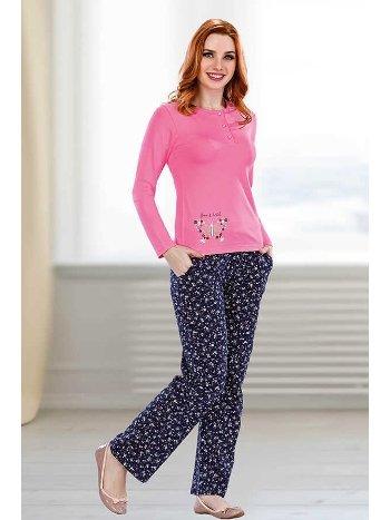 Berland 3054 Bayan Pijama Takımı