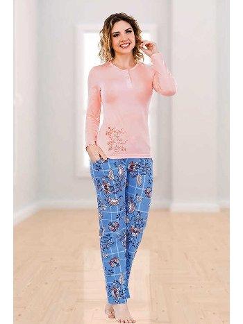 Berland 3056 Bayan Pijama Takımı