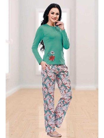Berland 3063 Bayan Pijama Takımı