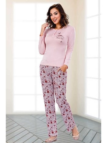 Berland 3066 Bayan Pijama Takımı