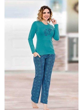Berland 3077 Bayan Pijama Takımı