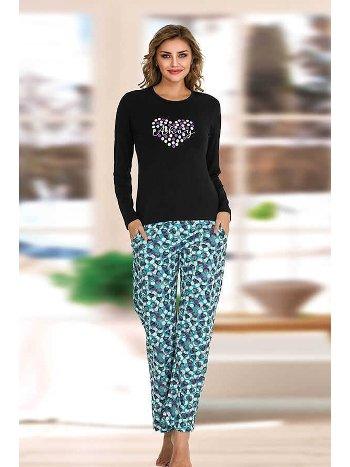 Berland 3089 Bayan Pijama Takımı