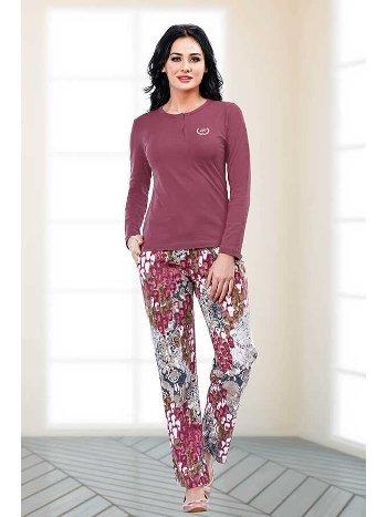 Berland 3099 Bayan Pijama Takımı