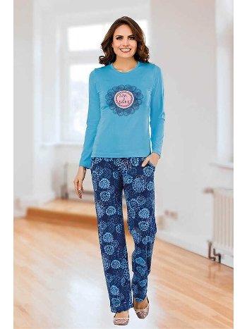 Berland 3107 Bayan Pijama Takımı