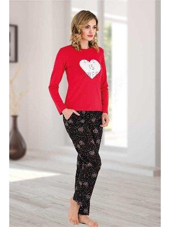 Berland 3113 Bayan Pijama Takımı