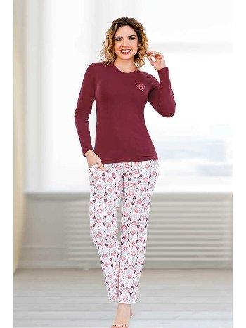 Berland 3115 Bayan Pijama Takımı