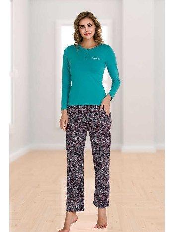 Berland 3152 Bayan Pijama Takımı