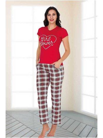 Berland 3168 Bayan Pijama Takımı