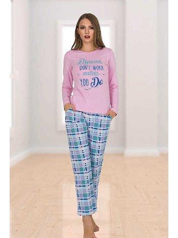 Berland 3174 Bayan Pijama Takımı