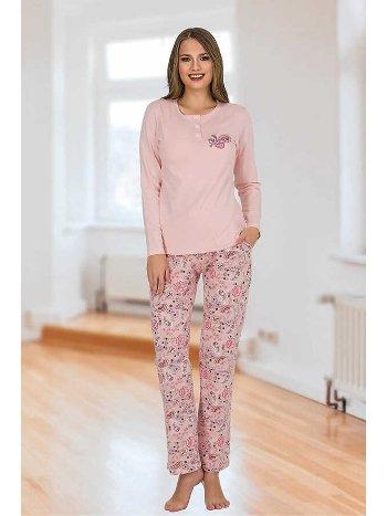 Berland 3180 Bayan Pijama Takımı