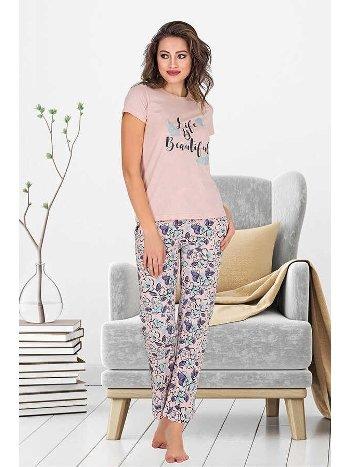 Berland 3186 Bayan Pijama Takımı