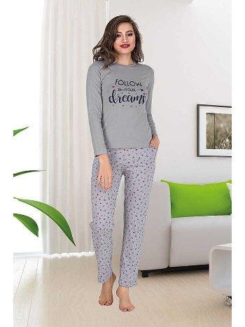 Berland 3201 Bayan Pijama Takımı